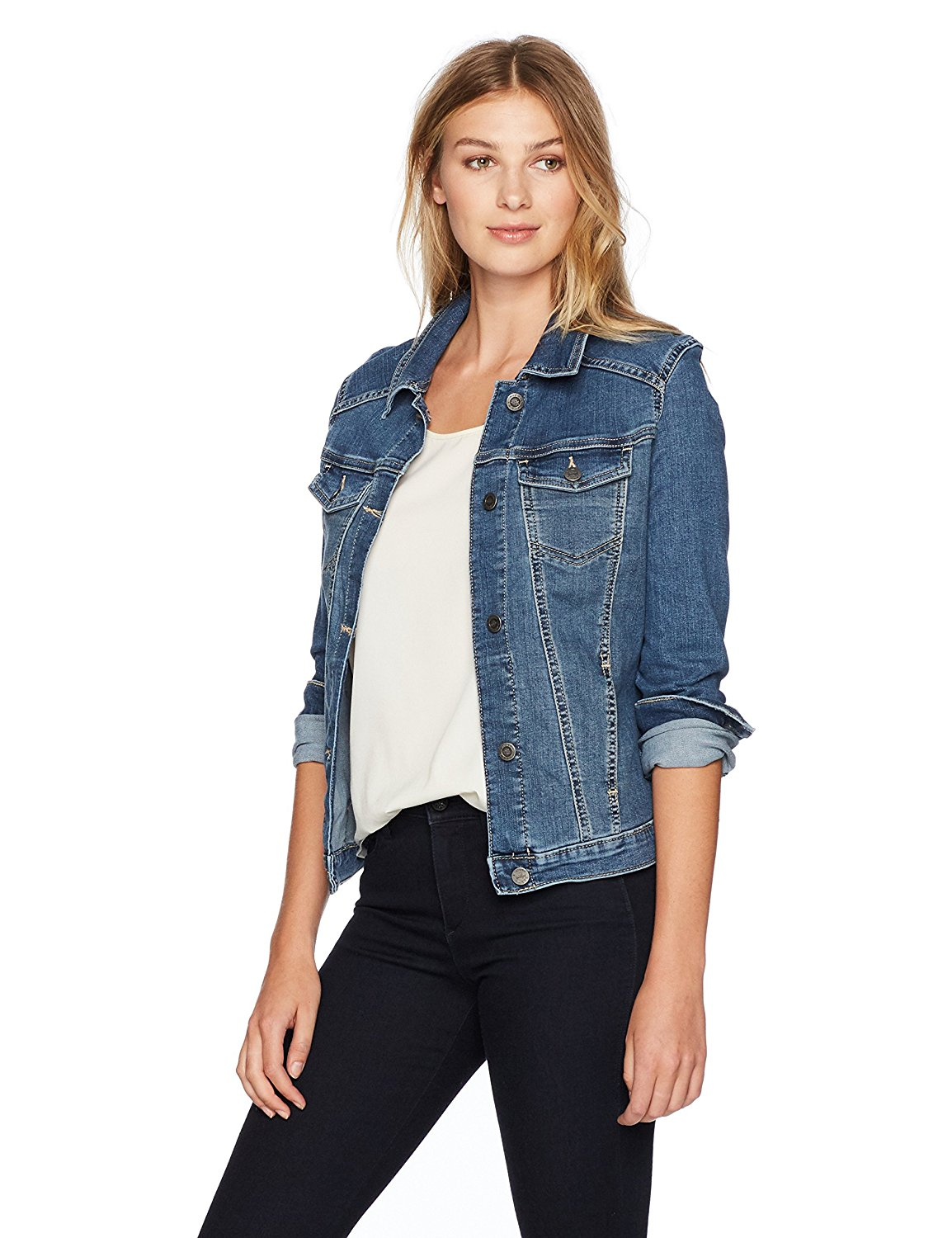 381159b3f3b Get Quotations · Riders by Lee Indigo Women s Denim Jacket