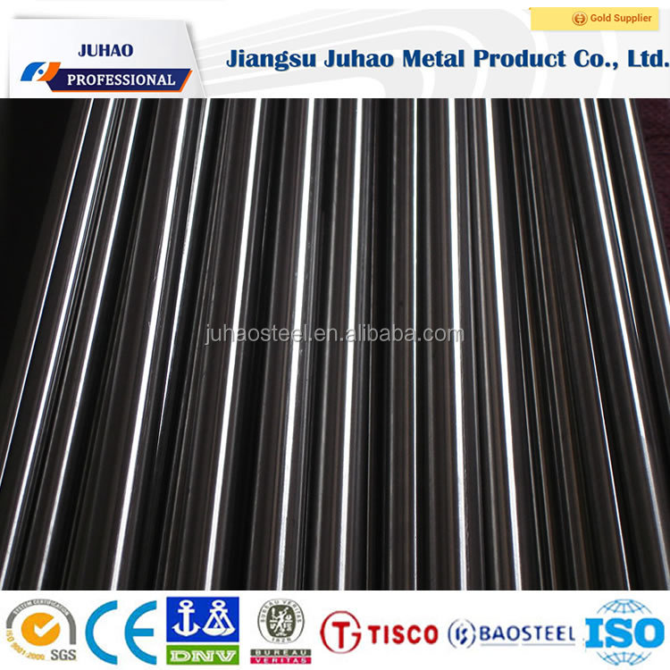Supplying top quality from China manufactor in Wuxi astm s63008 jis suh35 austenitic stainless steel round bars/round bar
