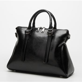 bag women trend 2016 leather handbag 100% Genuine Pakistan leather OEM LOGO  and color 22468db6e6dbd