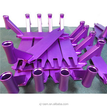 Custom Aluminum Small Machined Parts Cnc Machines For Auto Parts