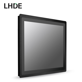 Manufacturer IP65 waterproof PCAP/Resistive 19 industrial touch screen panel pc