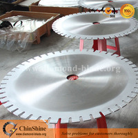 China Cheap Stone Diamond Granite Cutting Blades from Manufacturer