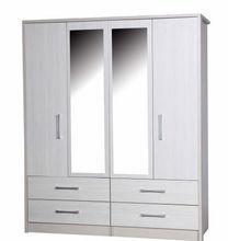 Mirror Door Wardrobe Closet Wholesale, Wardrobe Closet Suppliers   Alibaba