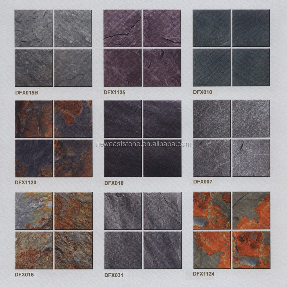 Hot selling! landscaping slate rock, leisteen