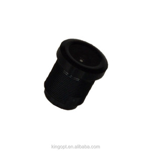 2.5mm 130 Degree Infrared Filter 1/4 CMOS Sensor car rearview Lens for CCTV Camera