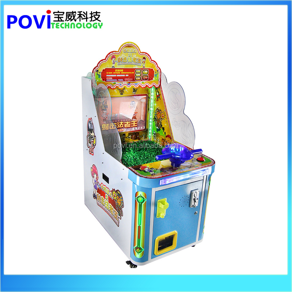 Indoor Mini Water Shooting Arcade Game Machine for Children