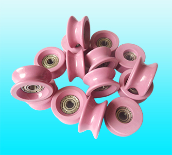 High Polishing Ceramic Wire Roller For Wire Drawing Wire