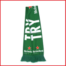 BSCI Factory Cheap Prices mini banner soccer fan Printing Scarf