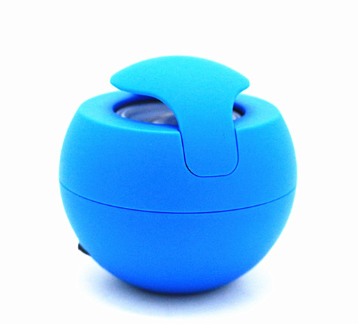 fabric blue tooth speaker with flashing light wireless LED battery removable studio master audio mixer Blue tooth speaker china