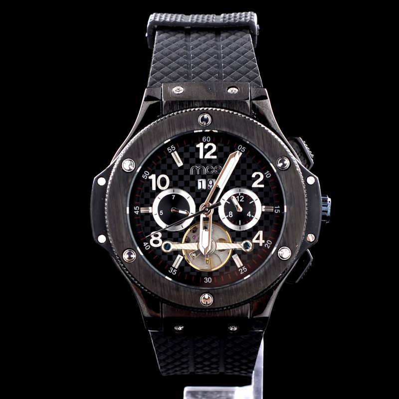 Hign Grade Houbl Style Men Tourbillon Automatic Watches