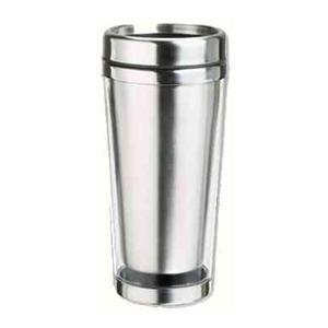 Insulated Photo Insertable Hot / Cold Travel Mug Tumbler 16oz acrylic tumbler with removable paper insert wholesale