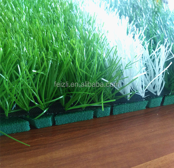 Artificial grass rubber floor PE shock pad for synthetic turf ground
