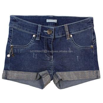Korte Jeans Broek Dames.Haute Couture Mooie Korte Broek Dames Sexy Shorts Dames Jeans Shorts