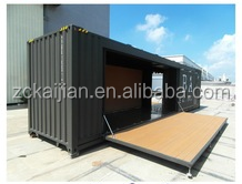 wine bar modular container building