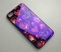 most hot selling 2018 Printing phone Case for Xiaomi Redmi 6A flower mobile case