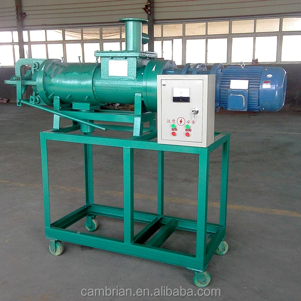 Farm use stainless steel biogas slurry solid liquid separator with lowest price