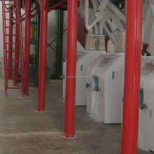 35-60TPD maize grinding hammer mill / maize grinding mill prices / maize milling machine