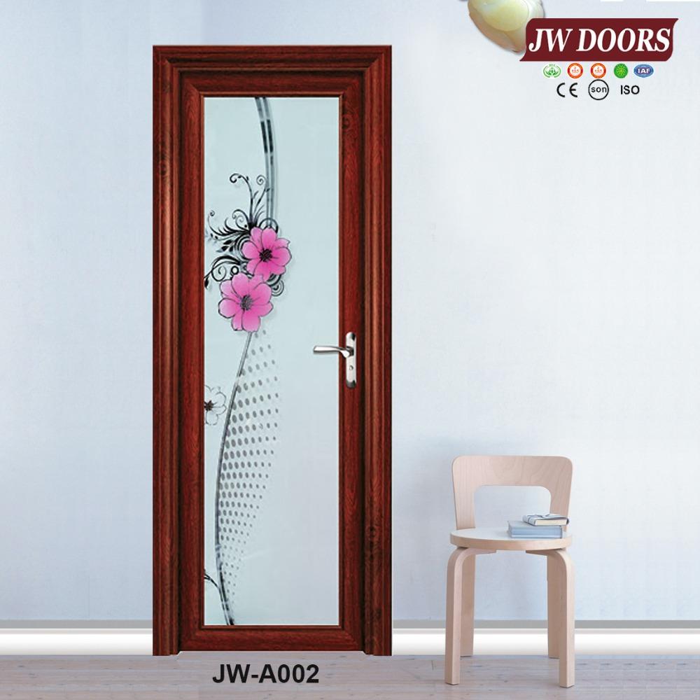 Cheap Bathroom Doors - Bathroom glass door with flower bathroom glass door with flower suppliers and manufacturers at alibaba com