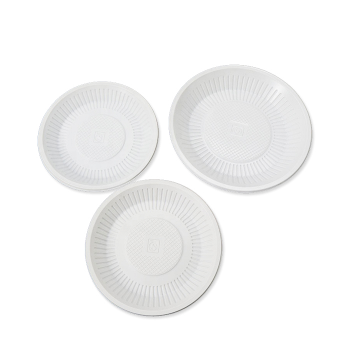 Plastic Food Trays with Clear Lids / Black Sandwich Platters Buffet and Catering