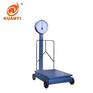 500KG Mechanical Platform Weighing Scale