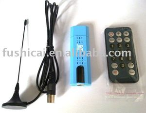 HD MINI USB DVB-T Digital TV Tuner box, Win 7 support