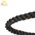 Fitness Training Strength Climbing Black Nylon Battle Ropes With hook