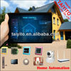 low price chinese TAIYITO home automation touch screen web controller