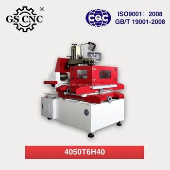 400 X 500mm High Precision Cnc Wire Cutting Edm Machine - Buy Wire ...
