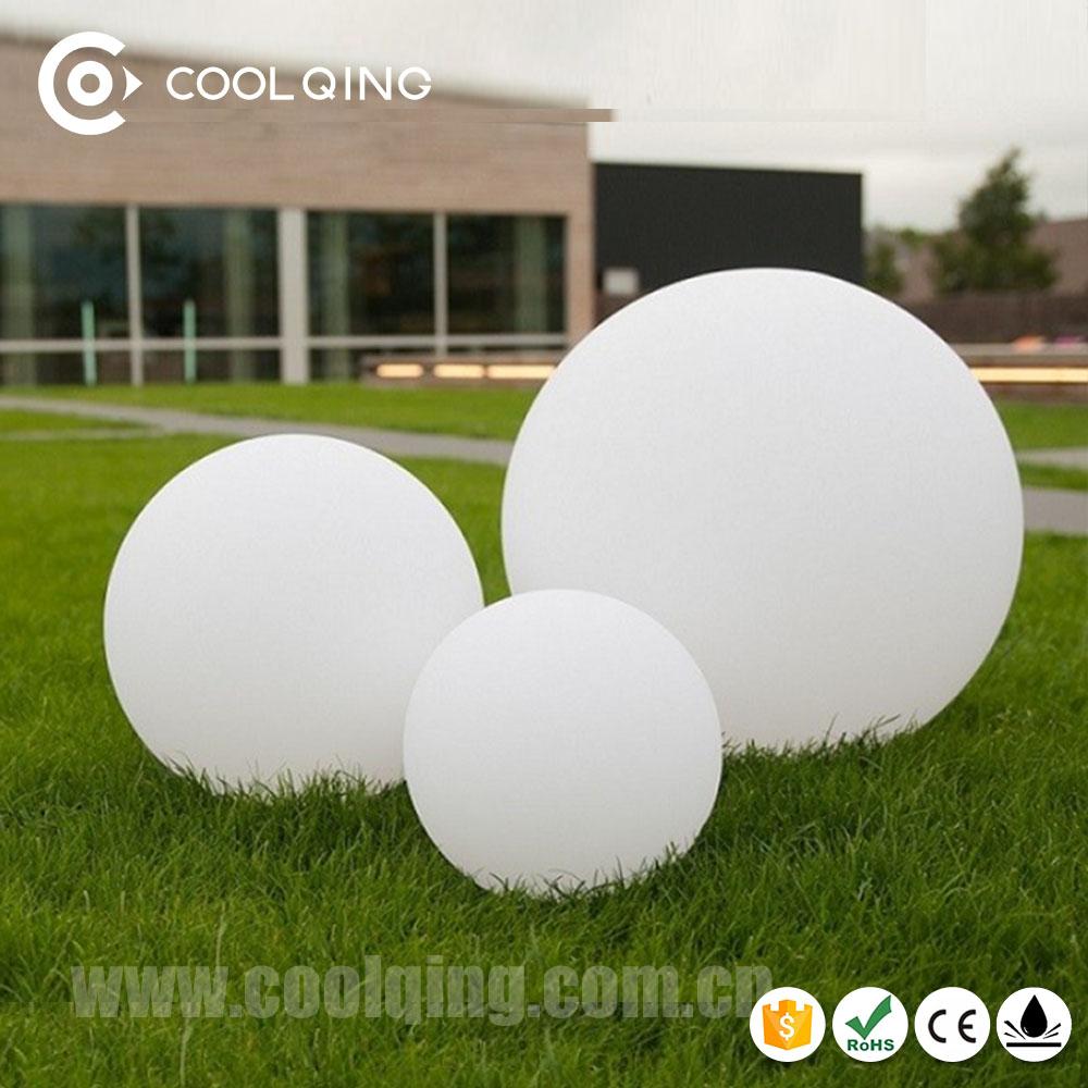 Livraison gratuite Rechargeable Jardin Globe Lumières En Plein Air ...