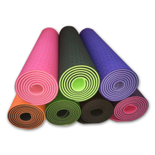 Commercio all'ingrosso Non Slipery Stuoia <span class=keywords><strong>di</strong></span> <span class=keywords><strong>Yoga</strong></span> Zaino Stoccaggio <span class=keywords><strong>TPE</strong></span> 8mm