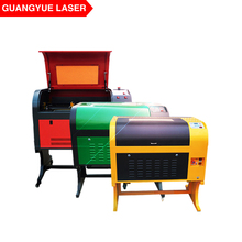 GY 600x400 laser machine 4060 laser engraving cutting machine 50w60w80w90w100w for acrylic Rubber paper leather Non-metal