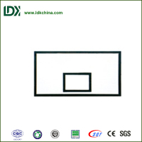 Hot sale outdoor basketball backboard size