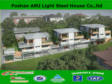 Australian light steel villa