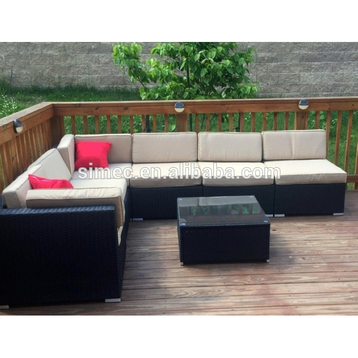 Latest Polyrattan Sofa With Polyrattan Sofa