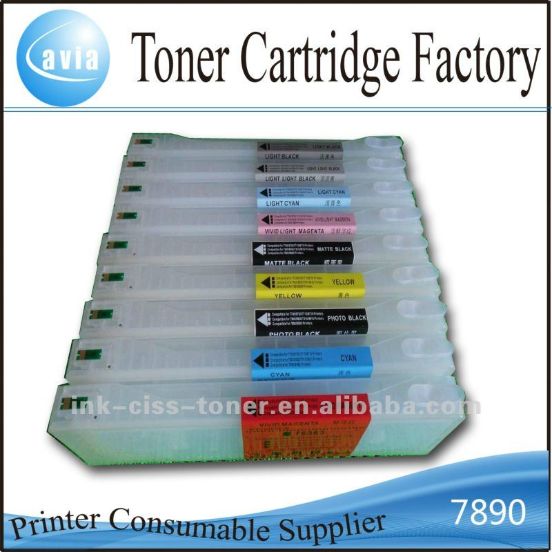 Shenzhen Super Ink Cartridge Refill Ink Cartridge for Epson 7890