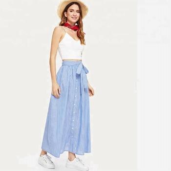 5197b6aea 2018 Último Diseño De Falda De Las Señoras De Moda Faldas - Buy ...