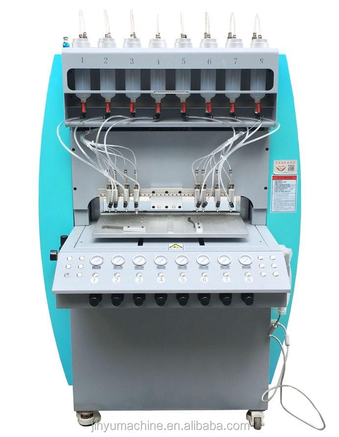 8 color dispensing machine