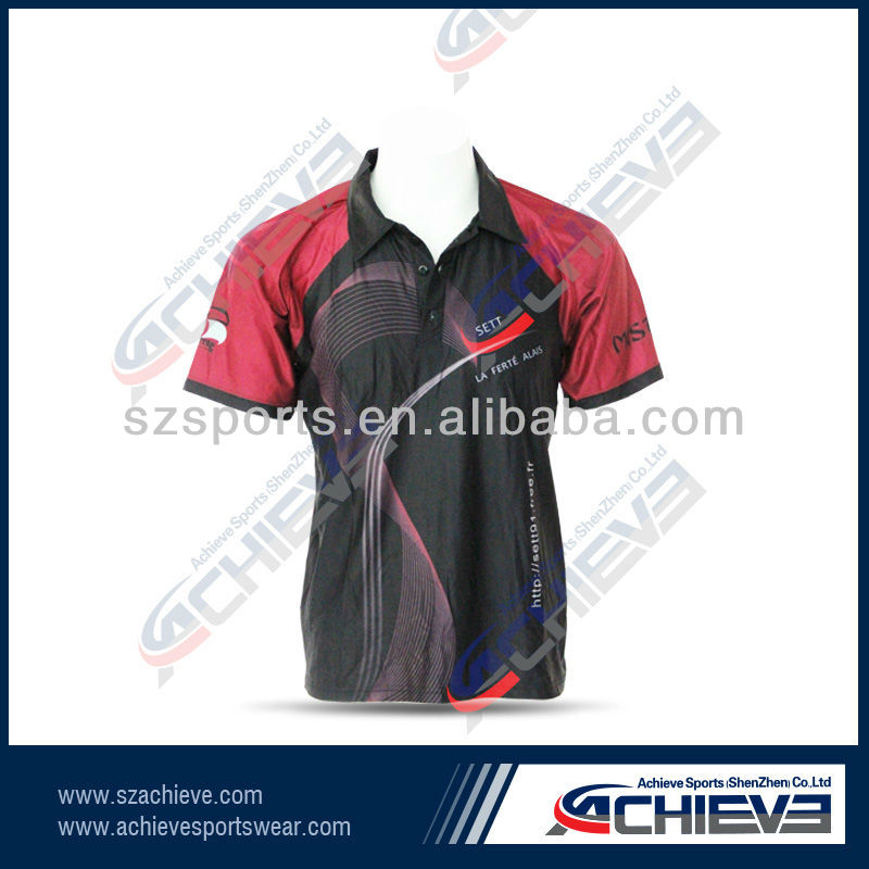 sublimation polo t-shirts store