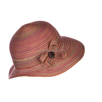Upf 40+ Wide Brim Gardening Visor Hat Women Straw Hat - Buy Straw ... be70a382ed6