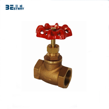BWVA Hot Sale Bronze Globe Valve Manufacturer