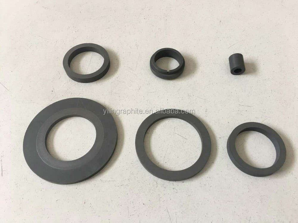 Customed and factory price graphite seal rings mold for sale