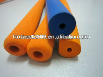 rough surface NBR sponge foam tubing in high quality