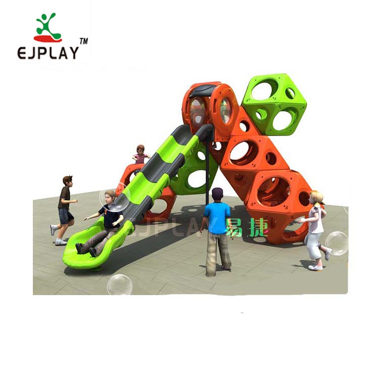 Reasonable Price Plastic Toy Playground Slide For Kids