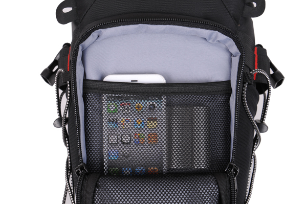 New remote control release Canvas Dslr Camera Bag