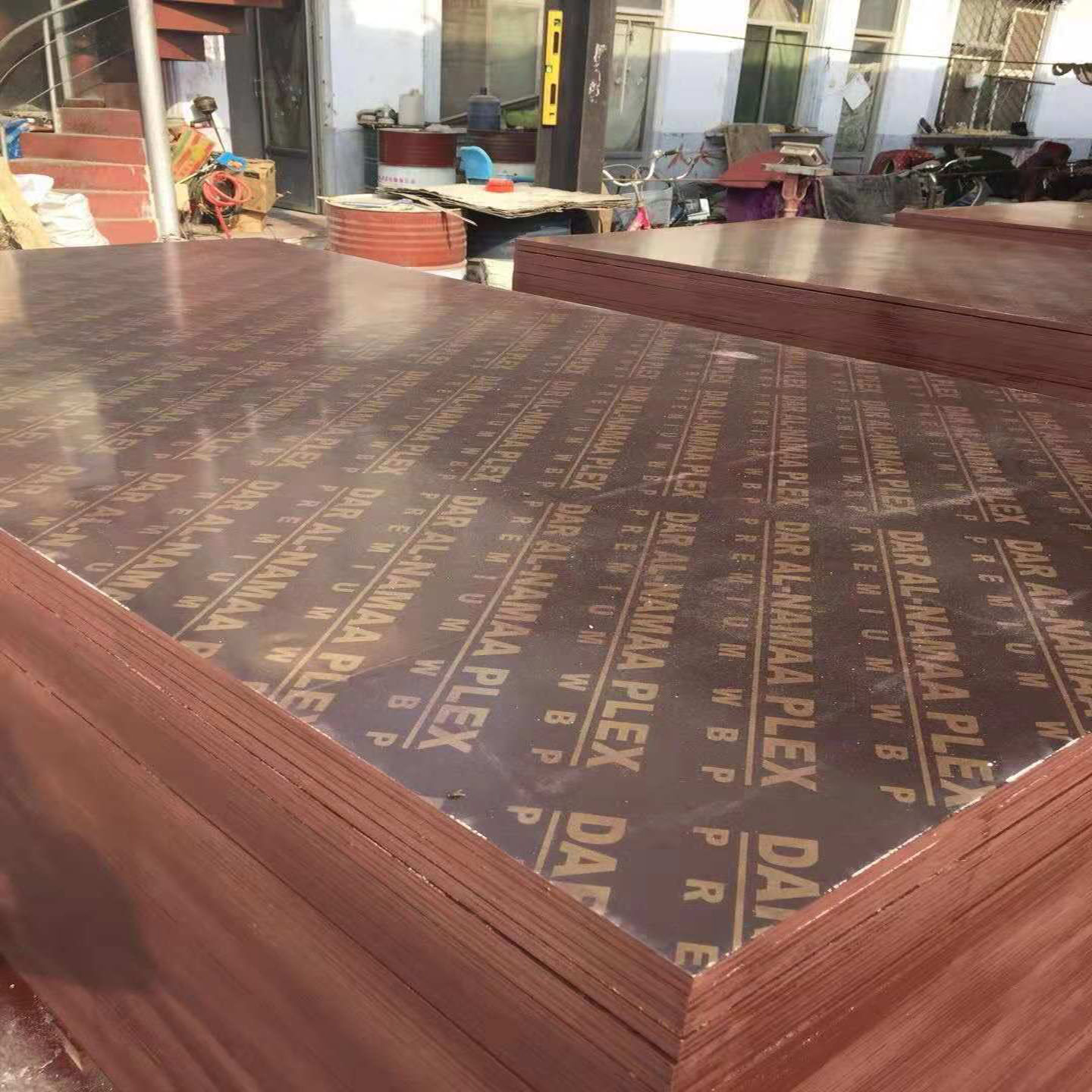 TSX-1114 Cheap Commercial Brown Flm Faced Plywood