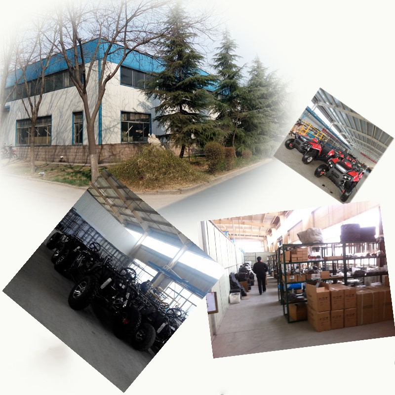 4 Wheel Motorcycle Factory Sale 200cc Utv 4x4