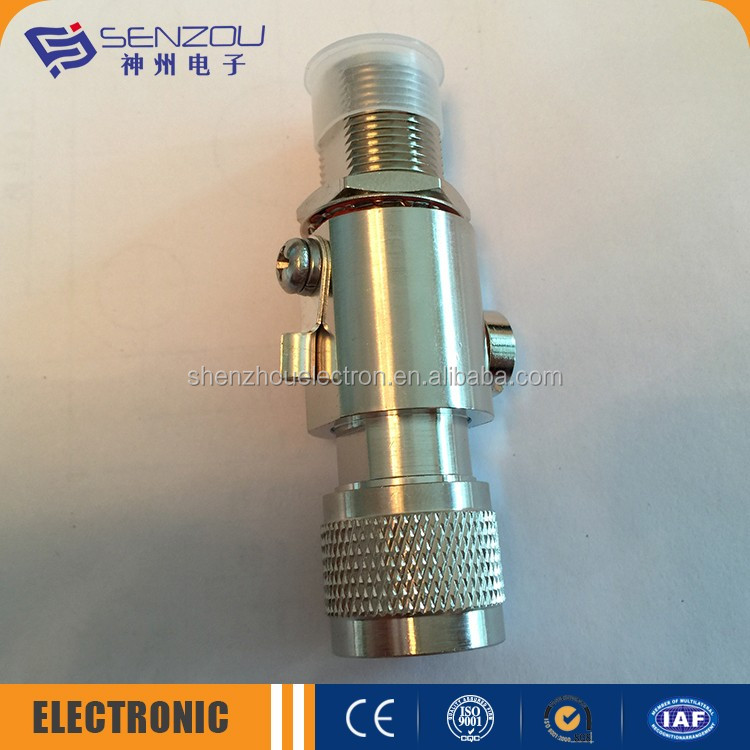 modern most popular TNC style lightning arrester operations