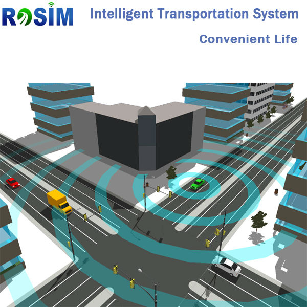 Zigbee Vehicle Detection Sensor for Traffic Light in Road Traffic as Traffic Counter for Intelligent Transport System