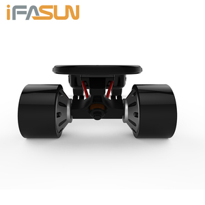 iFASUN 800W Sansung Battery 90MM Wheels Adult Altered Electric Skateboard
