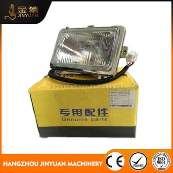 China cheap wheel loader rear lamp for construction machinery 4130000211
